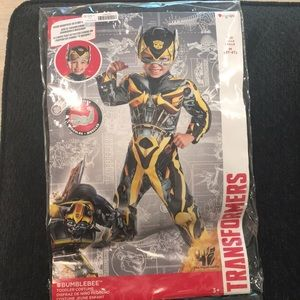 Other - Kids Costume, Bumble Bee Transformers 3-4T